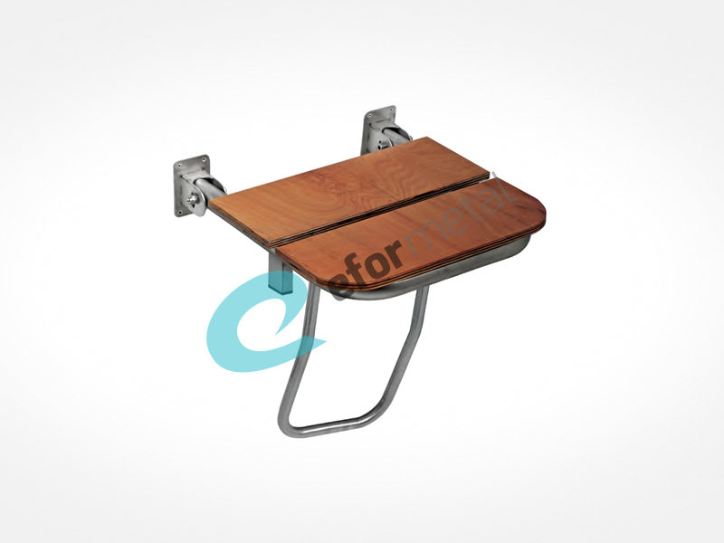Disable Wood Shower Seat