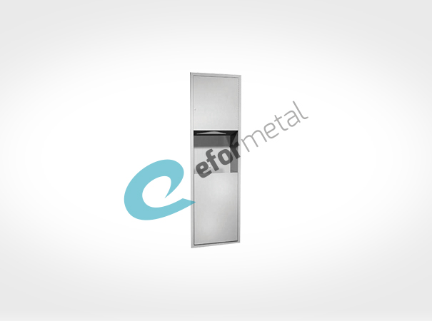Paper Towel Dispenser Combi